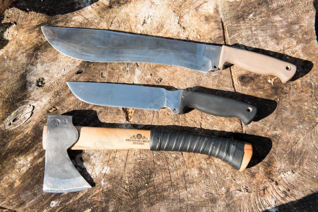 Busse Combat Basic 13 Bolo Infi