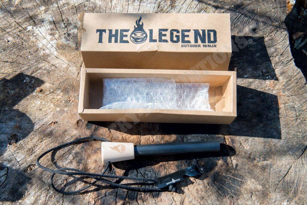Outdoor Ninja The Legend XXXL