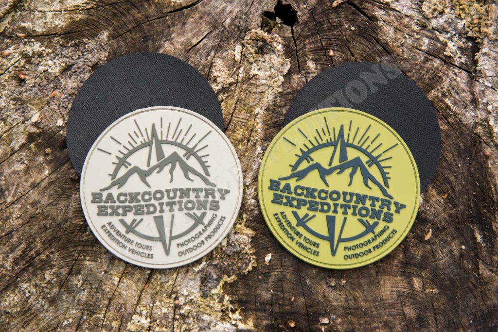 Backcountry Expeditions Patch