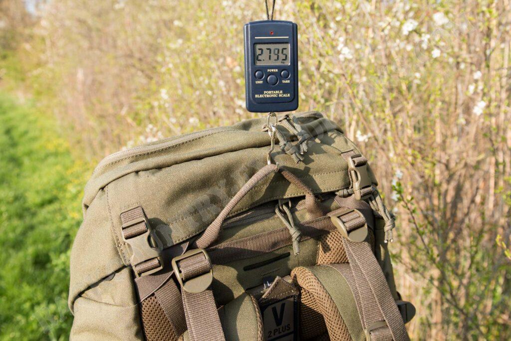 Gewicht TT Modular Pack 45
