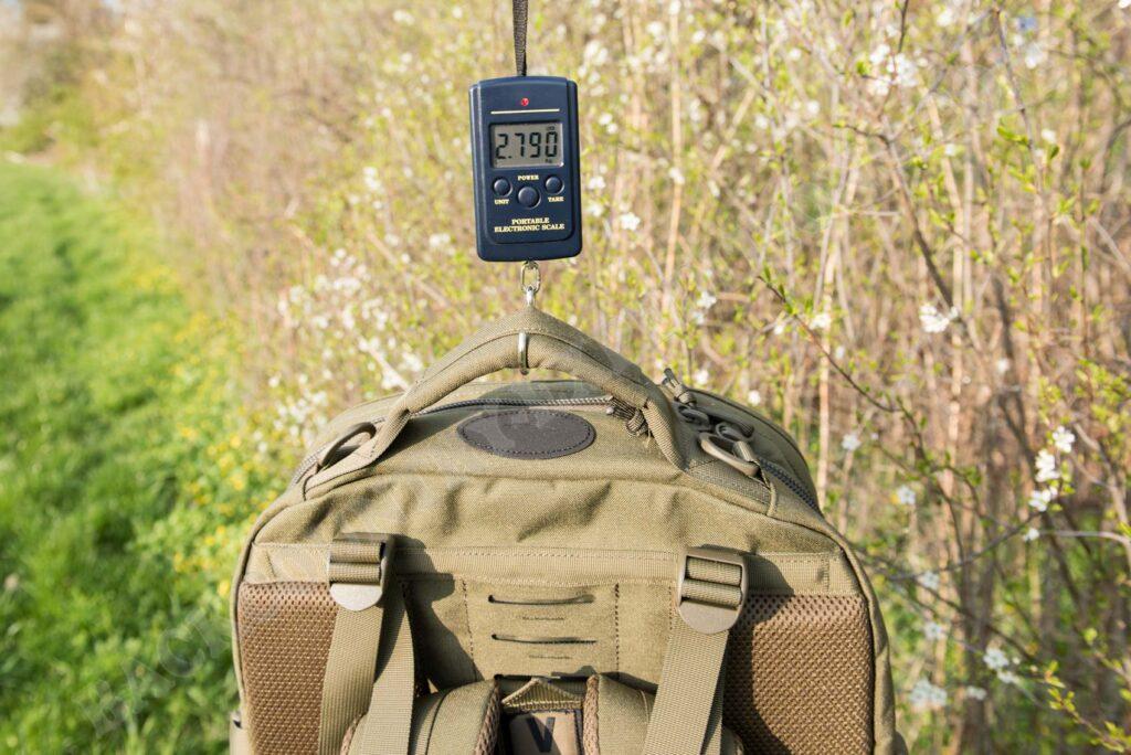 Gewicht TT Modular Trooper Pack