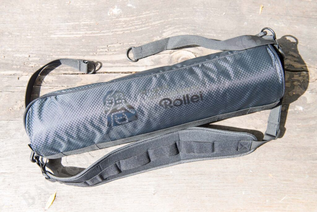 Rollei Lion Rock Traveler M Carbon