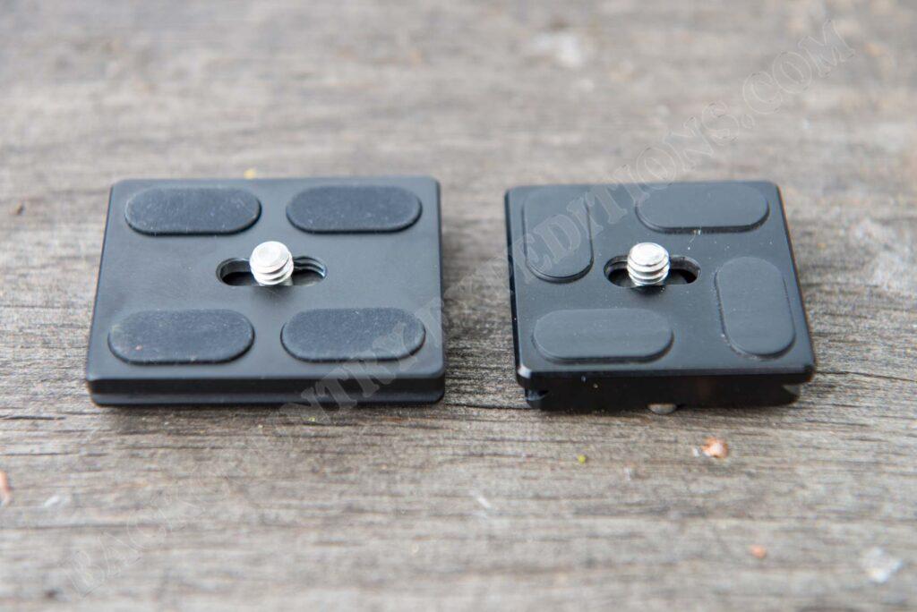 Rollei Lion Rock Traveler M Carbon vs. Compact Traveler No. 1