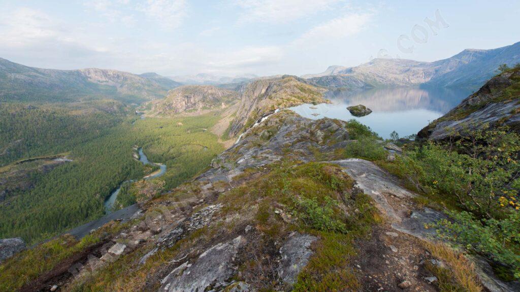 Rago Nationalpark, Norwegen