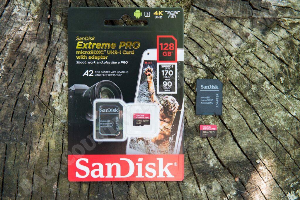 SanDisk microSC-Card