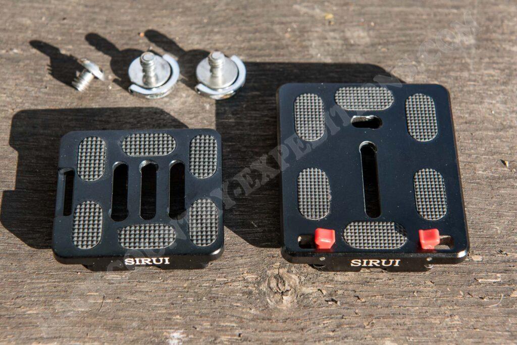 Sirui TY-50X + TY-70-2